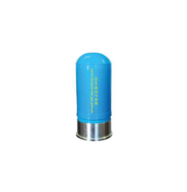 64mm Shrapnel Tear Gas Shell