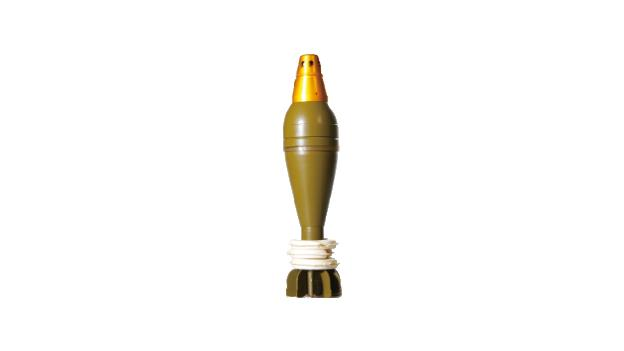 Mortar HE Shell Type PP89_Mortar and Rocket_Weapon_Products_Jing An